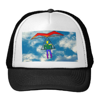 GLBT Hang Glider Cap