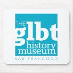 GLBT History Museum Mousepad