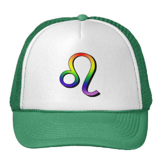 GLBT Leo Mesh Hat