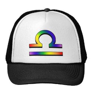 GLBT Libra Mesh Hat