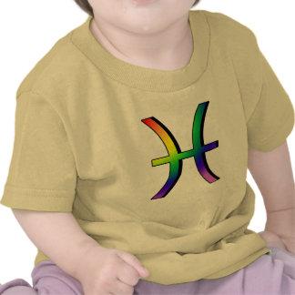 GLBT Pisces Tee Shirt