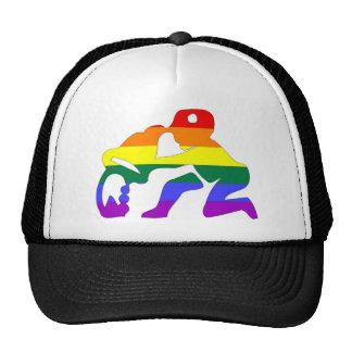 GLBT Pride:  Aquarius, January 21 - Feb 19 Trucker Hat