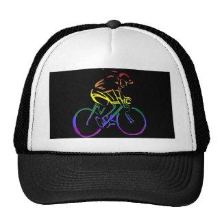 GLBT Pride Bicyclist Hat
