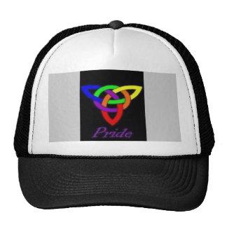 GLBT Pride Black Hat
