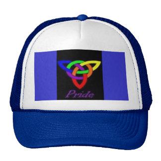 GLBT Pride Blue Hat