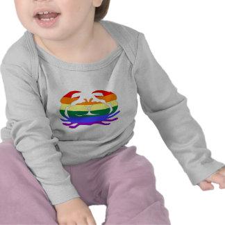 GLBT Pride:  Cancer, June 22 - July 22 Tshirt