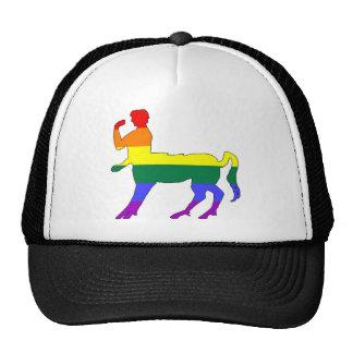 GLBT Pride Centaur 2 Mesh Hat