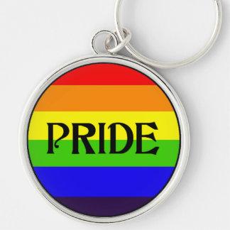 GLBT Pride Keychain