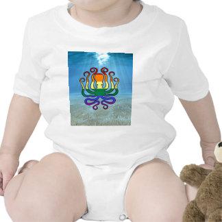 GLBT Pride Octopus Tee Shirt