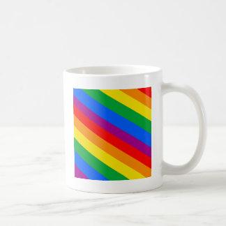GLBT Pride Stripes 2 Mug