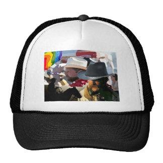 GLBT Rodeo Pride Trucker Hats