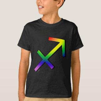 GLBT Sagittarius T-Shirt