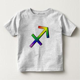 GLBT Sagittarius Toddler T-Shirt