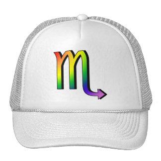 GLBT Scorpio Hat