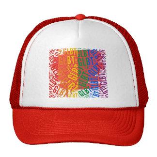 GLBT WORD PATTERN COLOR -.png Hat