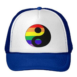 GLBT YinYang Hat