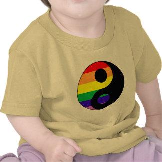 GLBT YinYang Shirts