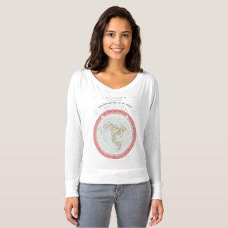 GLEASON's NEW WORLD MAP Tshirt -High Rez Any