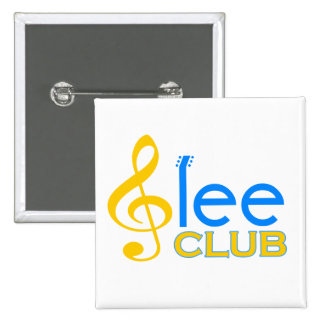 Glee Club 15 Cm Square Badge
