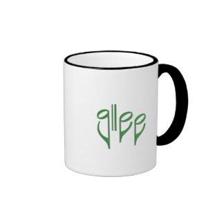 glee club ringer mug