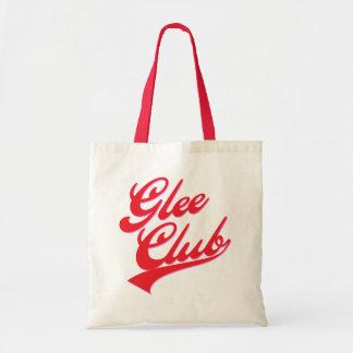 Glee Club (swoosh) Canvas Bag