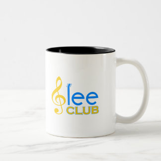 Glee Club Two-Tone Coffee Mug