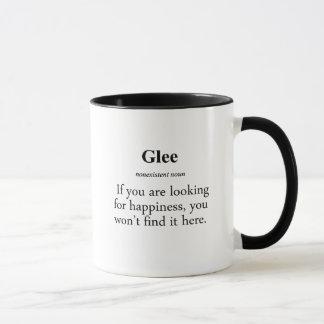 Glee Definition Mug
