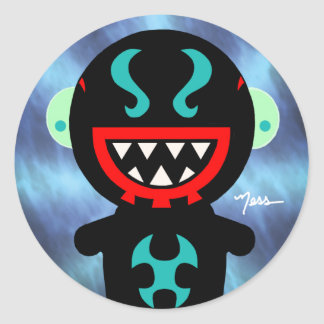 GLEEZBO Sticker