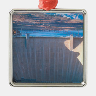 Glen Canyon Dam on the Colorado River at Page, Christmas Ornament