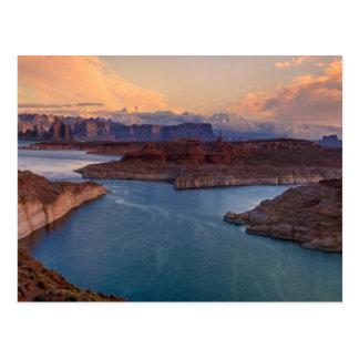 Glen Canyon of Utah & Arizona Postcard