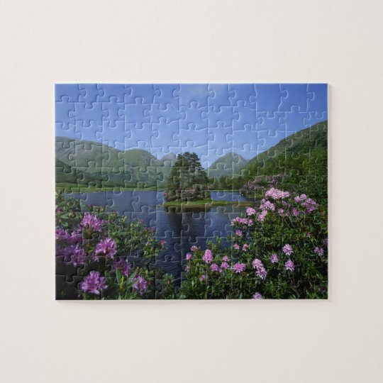 Glen Etive, Highlands, Scotland Jigsaw Puzzle