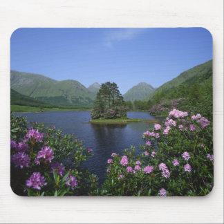 Glen Etive, Highlands, Scotland Mouse Pad