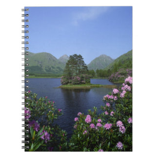 Glen Etive, Highlands, Scotland Notebook