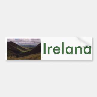 Glen Gesh, County Donegal,Ireland Bumper Sticker