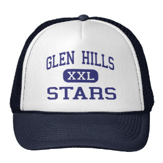 Glen Hills Stars Middle Glendale Wisconsin Hat