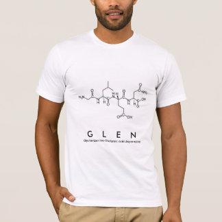 Glen peptide name shirt