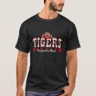 Glen Rose Tigers Cheer Mum T-Shirt