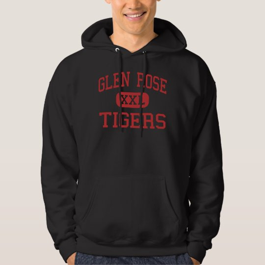 Glen Rose - Tigers - High School - Glen Rose Texas Hoodie