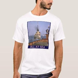 Glen Strathallan in the Thames Estuary T-Shirt