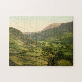 Glenariff, County Antrim, Northern Ireland Jigsaw Puzzle
