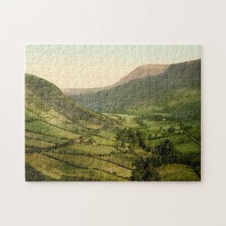 Glenariff, County Antrim, Northern Ireland Puzzles