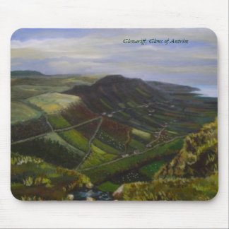 Glenariff Oil Painting by Joanne Casey - Mousemat