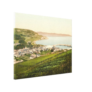 Glenarm County Antrim Northern Ireland Stretched Canvas Prints