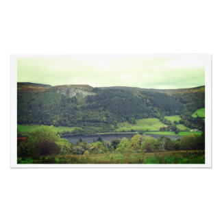 Glencar Lough Photo Print
