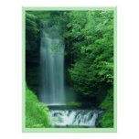 glencar waterfall ireland poster FROM 8.99