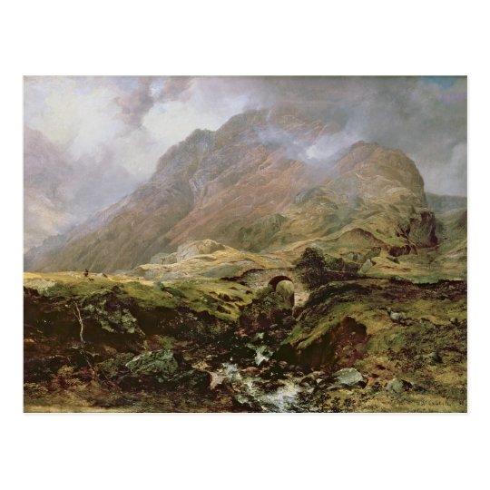 Glencoe, 1847 postcard