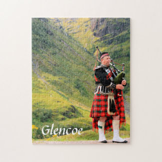 Glencoe  Photo Puzzle