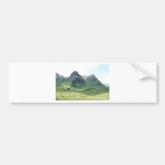 Glencoe , Scotland Bumper Sticker