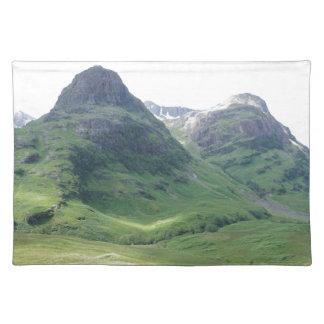 Glencoe , Scotland Placemat