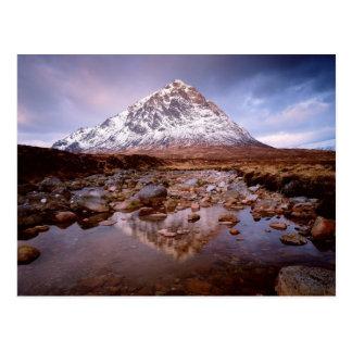 Glencoe, Scotland Postcard
